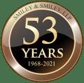 2021 anniversary badge