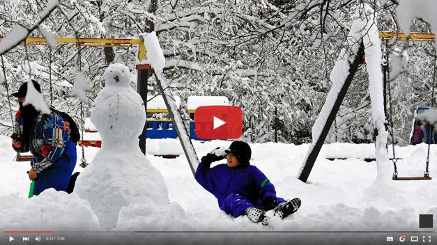 Icy Playground Video