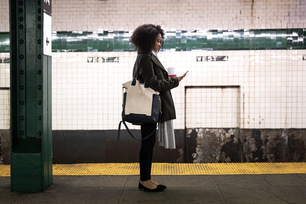 MTA girl